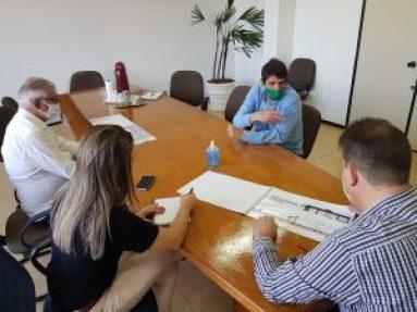 Doctor Clin apresenta projeto na Prefeitura de Campo Bom