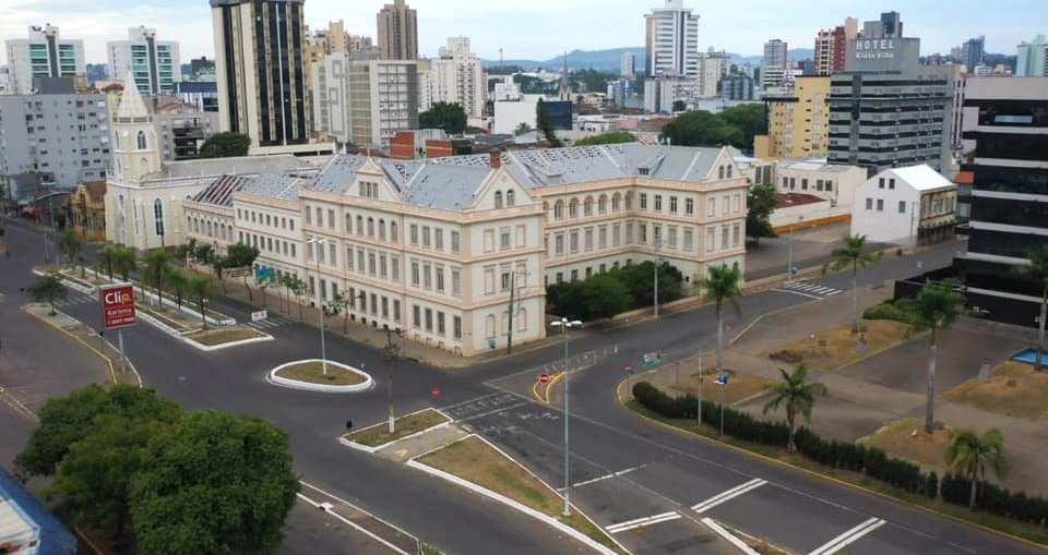 Centro de São Leopoldo, RS