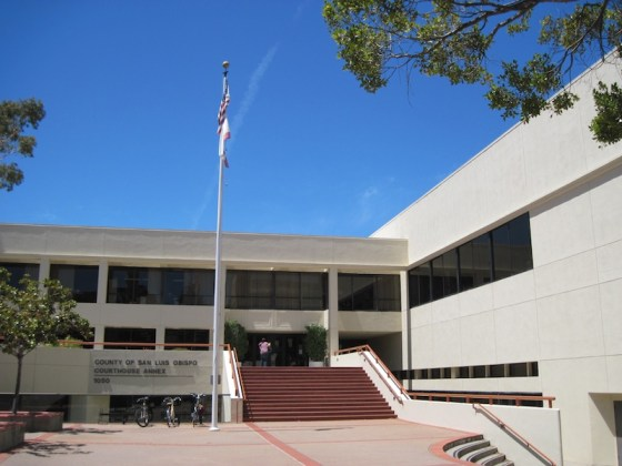 Courthouse Annex in San Luis Obispo