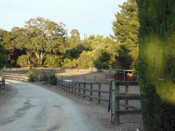 Just one of hundreds of rural properties in San Luis Obispo County
