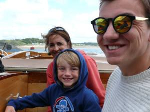 Interview with Eli Ingle, who has a supportive homeschooling family.