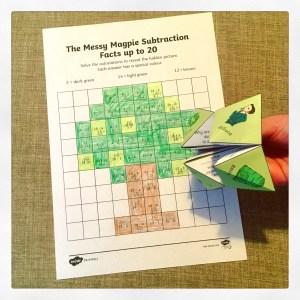 Twinkl Green Week resources printed in super-eco format.
