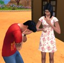 Don was quite broken up after Adrienne told him off. She almost felt bad, but he deserved it.