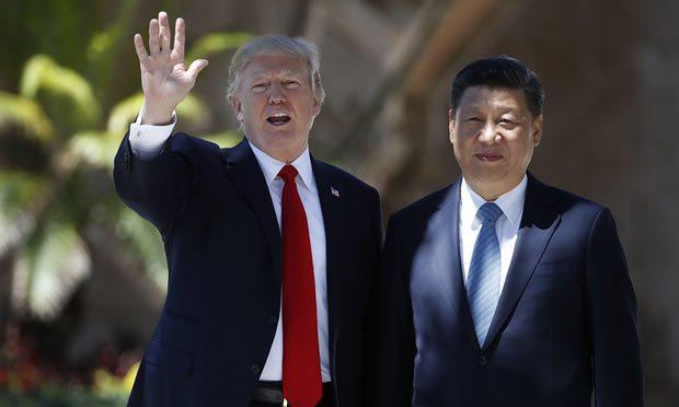 """THE GUARDIAN: Trumpov útok na Sýriu bol """"zábavou po večeri"""", hovorí sekretár amerického obchodu"""