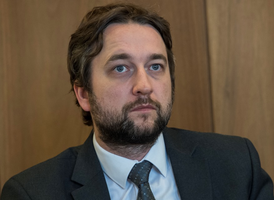 Ľuboš Blaha je ruský agent nasadený na Slovensko, aby diskreditoval božských politických komentátorov