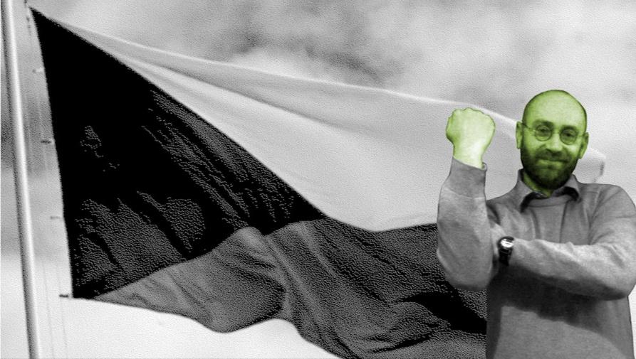 PETR HAMPL: Karol Marx & Karel Schwarzenberg