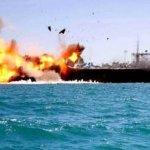MIMORIADNA SPRÁVA: Rusi potopili na výstrahu vojnovú loď, Francúzi a Američania sa stiahli