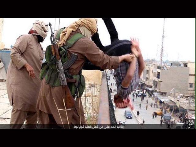 Život homoša podľa islamského práva šaria.