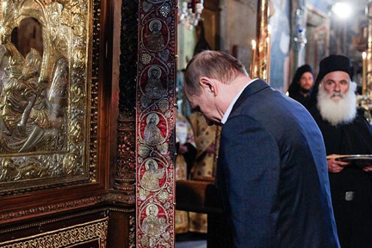 Voloďa, nie všetci Ti vždy naletia, alebo keď nachytáte Putina pri lži…