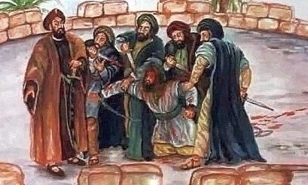 Mohamed: vodca kultu