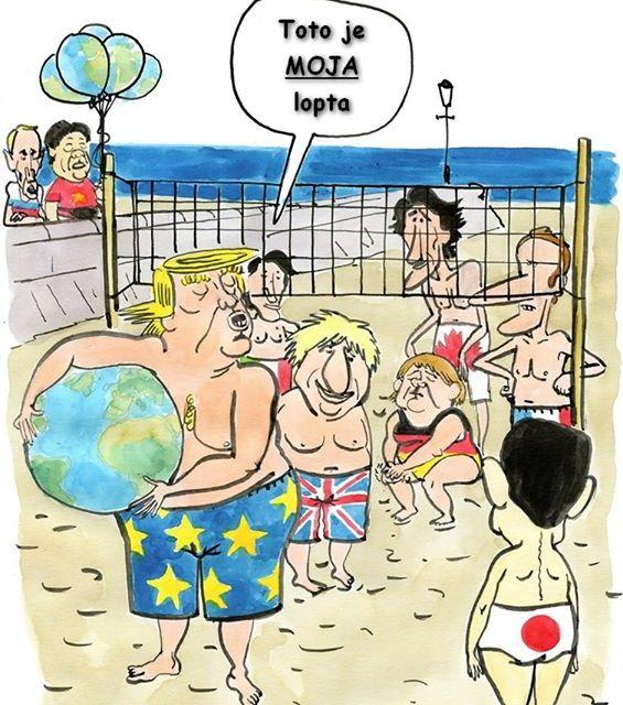 Niečo z rodinného prostredia G7 :D