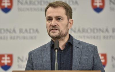 Matovič odstupuje z volieb do Európskeho parlamentu.