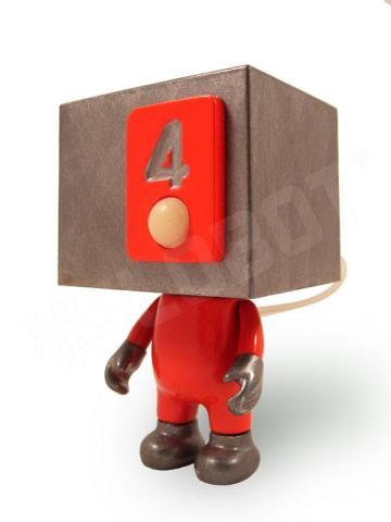 Martian Space Farm Robot Sculpture Organic Farmer 01