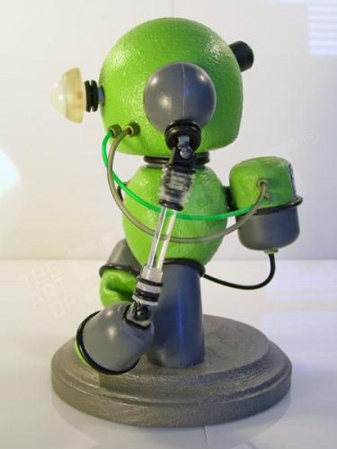 mike slobot_SLOBOT_Mariner02_04_robot art