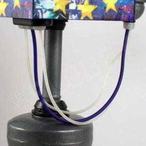 mike slobot robot u2 zooropa toy art gallery detail 2