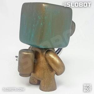 Deep 6 Mk2 Diving Robot Mike Slobot 03 one of a kind sculpture