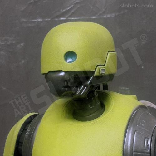 Mike Slobot Customized k-2so k2so starwars rogueone droid