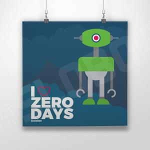 Mike Slobot I Heart Zero Days