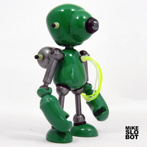 Mike Slobot Organikbot