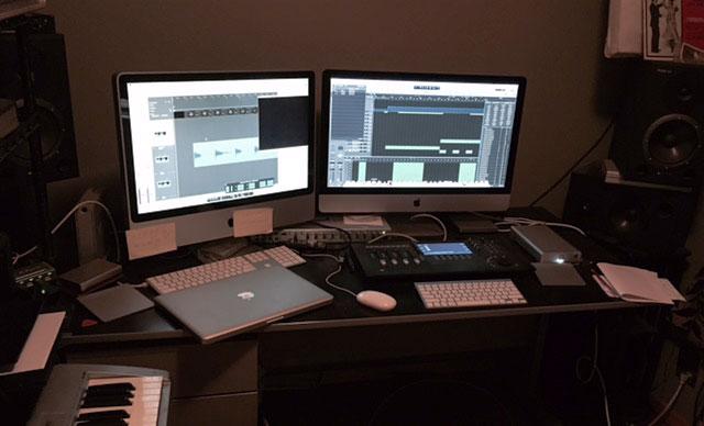 Shay Lynch's Studio