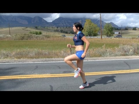 Building Proper Running Form - SLO Cyclist | An Online Road ...