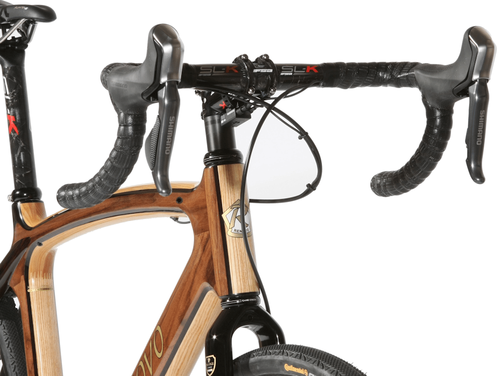 Is Wood the New Carbon? Renovo Makes Wooden Race Bikes