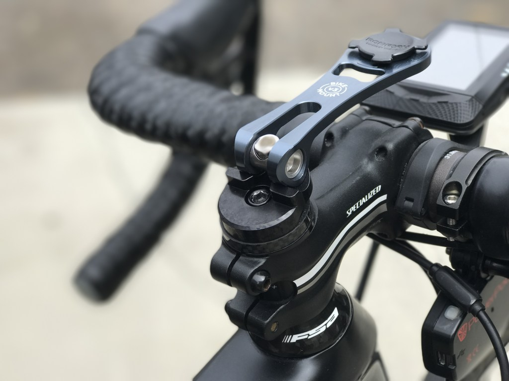 rokform pro series bike stem mount