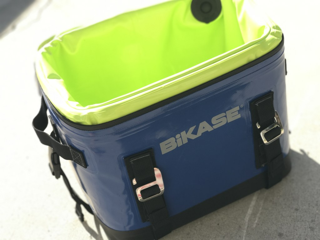 kickstarter bikase coolkase bicycles ice chest cooler
