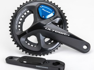 pioneer dual leg shimano ultegra r8000 hollow tech II power meter