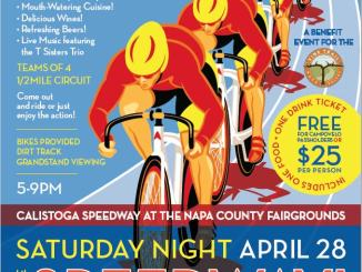 campovelo poster calistoga speedway