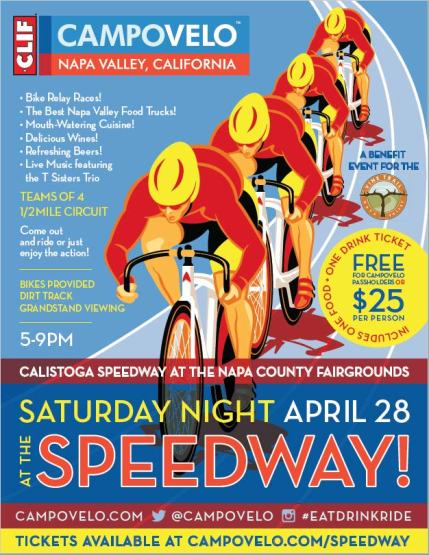 Napa Speedway Cycling
