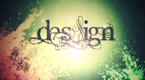 Typography Art Design