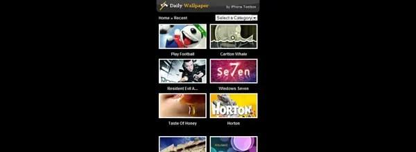 best customized iphone websites DailyWallpaper