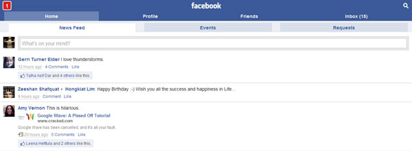 best customized iphone websites Facebook