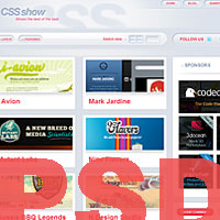 Free PSD Website Templates from 2010