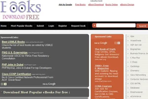 e-books Download Free