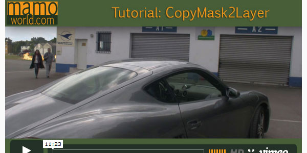 The CopyMask2Layer Tool