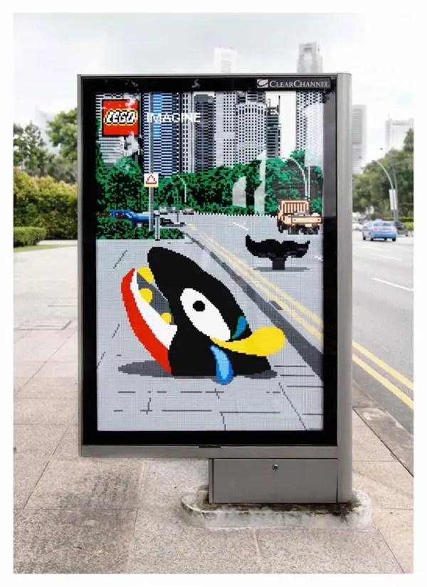 Lego. Imagine.