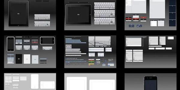 iPad and iPhone Design
