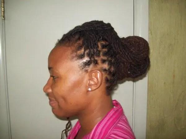 Afro Braided Hair