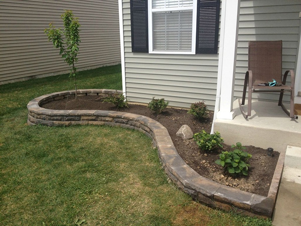 25 Simple Landscaping Ideas Which Are Majestic - SloDive on Basic Landscaping  id=80876