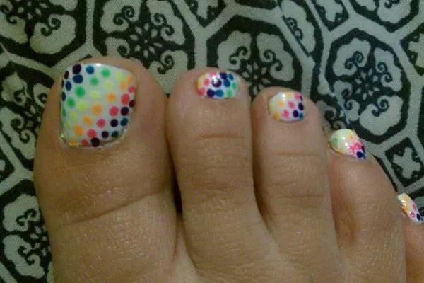 Toe Nail Designs 4