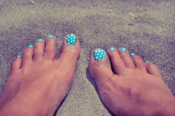 Toe Nail Designs 6