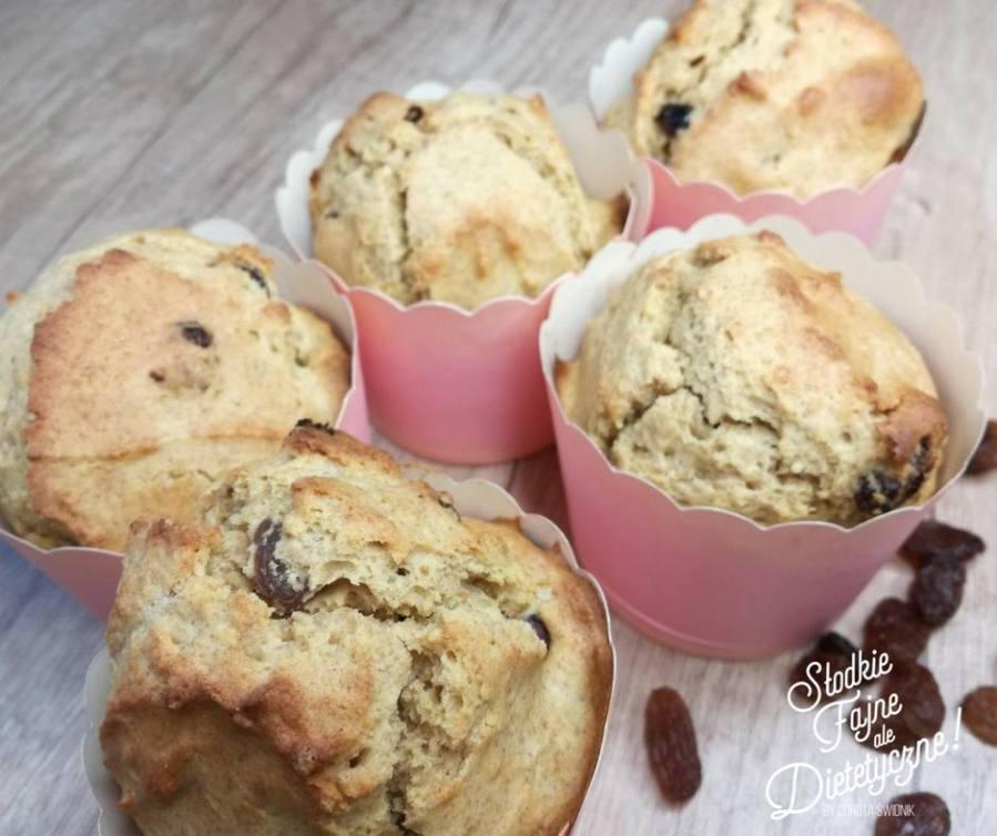 muffinki z mąką kukurydzianąa