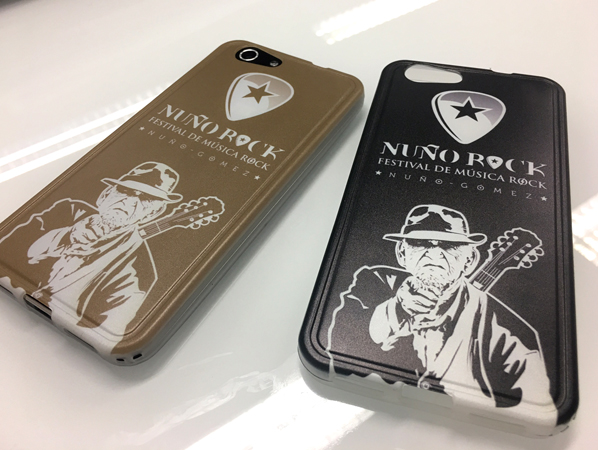 Fundas de teléfono móvil Nuño Rock
