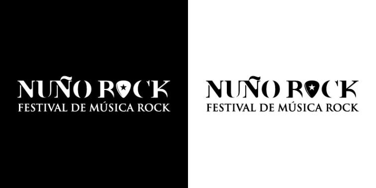 Logotipo Nuño Rock Festival de Música Rock