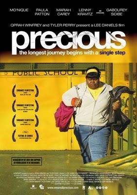 Poster do filme Preciosa - Uma História de Esperança