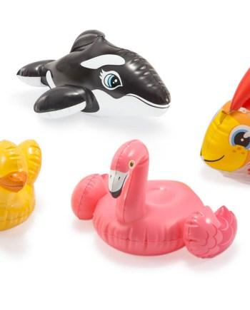 Napuhavajuća Životinja Puff'n Play, Intex. Puno zabave i igre sa ovom napuhavajućom životinjom od vinila koju možete koristiti u kadi, na bazenu ili moru.