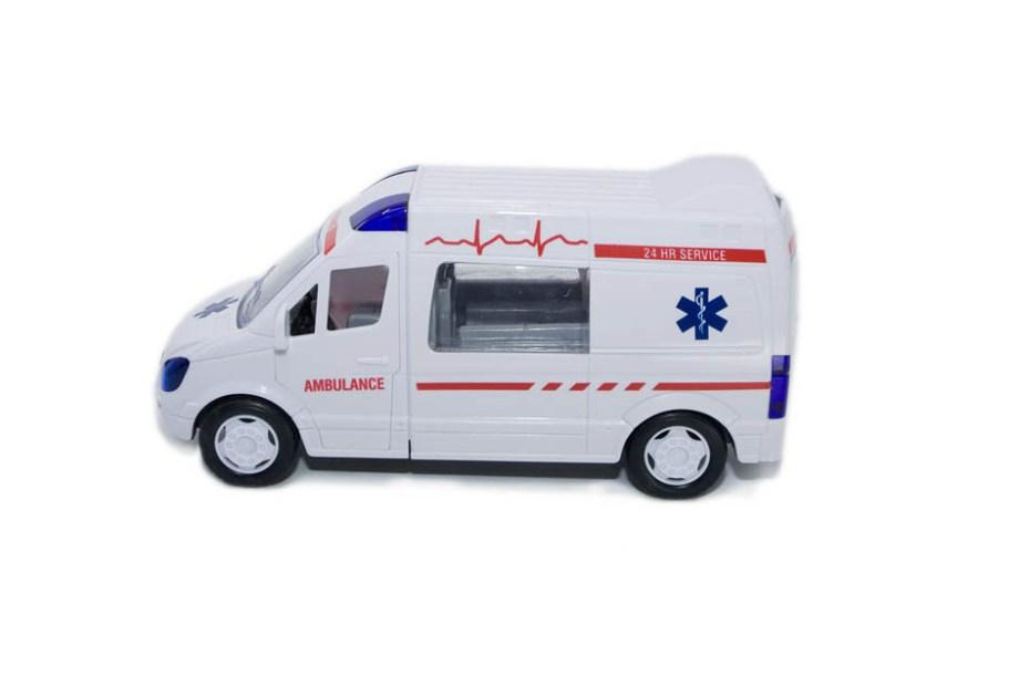 ambulanta vozila rescue car bok