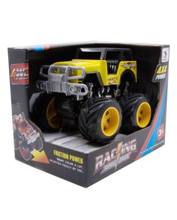 Dječji jeep na frikciju. Model jeepa na frikciju u raznim bojama s kojim dijete može obogatiti svoj vozni park.